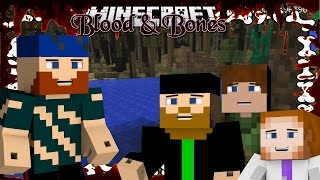 Minecraft | YESMEN: BLOOD & BONES | #1 SO MUCH DEATH