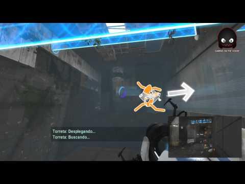 Portal 2 - Amazin Race 2 (Maldito mapa) en Español - GOTH