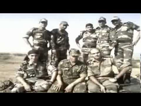 The Great Indian Army (never Back Down) - Rocking Song video