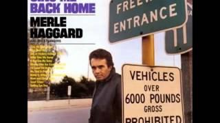 Watch Merle Haggard Look Over Me video