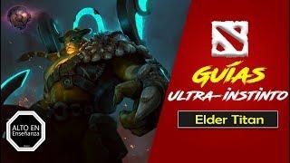 ¿Por qué es el más usado en la TI? Elder Titan  l Guías Ultra-Instinto