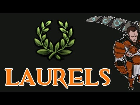 Guild Wars 2 | Laurels and Daily Achievement Tracker - Dontain