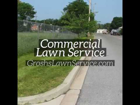 Commercial Lawn Mowing Service Hagerstown MD Williamsport MD