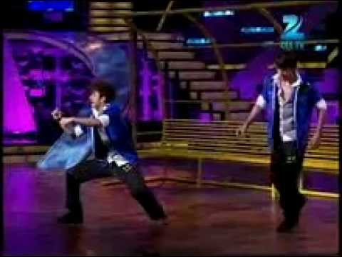 Raghav - Croc-roaz Dance India Dance Season 3 - March 18 video