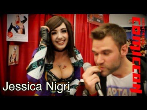jessica nigri dating kassem g See more 'jessica nigri' images on know your meme.