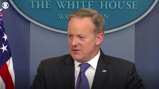 7 memorable moments from Sean Spicer