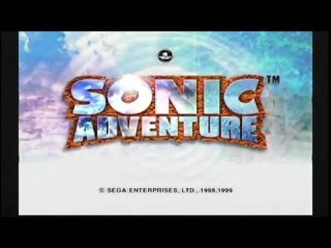 Sonic Adventure (Dreamcast) Intro