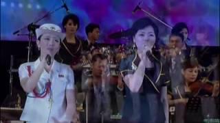 Download ☆ KCTV HD ☆ 실황음악 - 세상에 부럼없어라 - 모란봉악단 & 청봉악단 & 공훈국가합창단 (2016-05) 3Gp Mp4