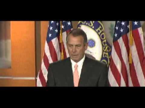 "JOHN BOEHNER ""IF AND & BUTTS WERE CANDY"" FEB 26 2015"
