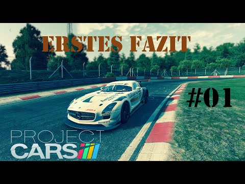 Project Cars #01 / erstes Fazit - Force Feedback Power