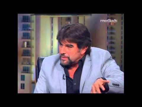 Jaime Bayly entrevista al periodista ecuatoriano Carlos Vera.
