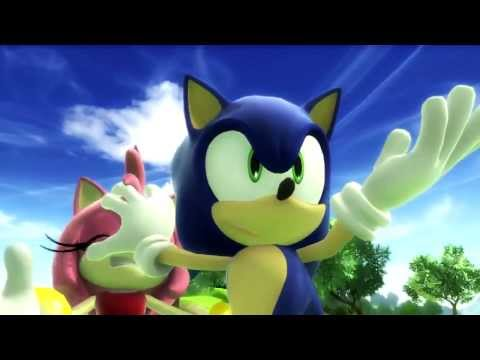 Sonic -the Fox- What Does The Fox Say? 720p video