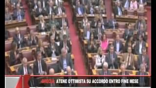 video Usa: Renzi a Obama, governo degli Stati Uniti modello per economia europea; Bankitalia: Jobs Act migliora prospettive occupazione; Grecia: Atene ottimista su accordo entro fine mese; Spagna:...