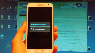 Install Galaxy Note 2 N7100 ClockworkMod Recovery