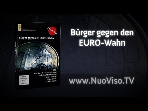 Brger gegen den EURO-Wahn (NuoViso.TV Video-Clip / Trailer 2012)