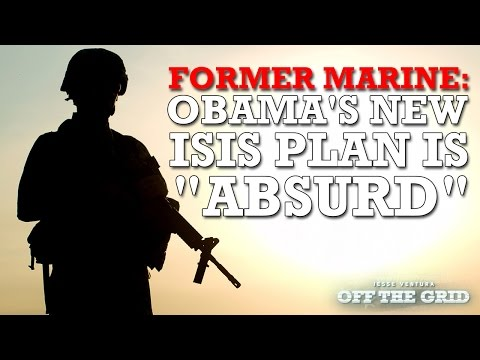 Iraq War Vet Matthew Hoh Tells Jesse Ventura Obama's New ISIS Plan is 'Absurd' | OTG - Ora TV