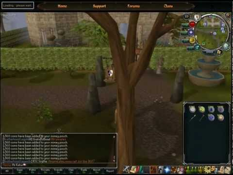 Runescape Ultimate Magic guide 1-99 – 2012