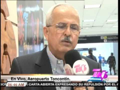 TVC TN5 Matutino -  220 millones costará el puente aéreo de El Prado de Tegucigalpa