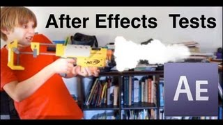 After effects tests