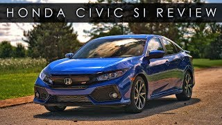 Review | 2017 Honda Civic Si | Tuff Enough to Tickle the Fickle