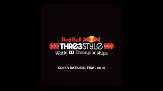 J.FITZ @ RED BULL THRE3STYLE KOREA NATIONAL FINAL 2016