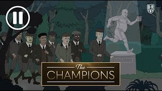 The Champions: Easter Eggs and Hidden Jokes From Episodes 1-4
