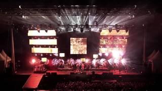 Tim Bendzko Feat. Cassandra Steen - Unter Die Haut (Live Waldbühne 2013)