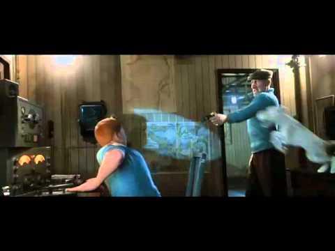 Le Avventure di Tintin – Il segreto del Liocorno – Secondo Trailer Italiano (2011)