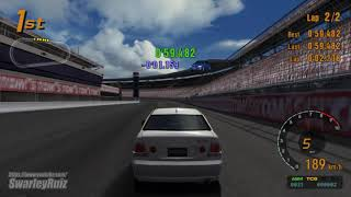Gran Turismo 3 A-Spec PS2 | Super SpeedWay | Toyota ALTEZZA RS200 '98
