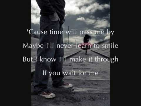 Will You Wait For Me By Gareth Gates (w  Lyrics) video