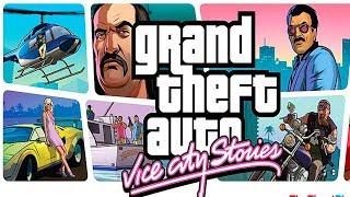 Game Mobile Grand Theft Auto Vice City - GTA Vice City Trailer