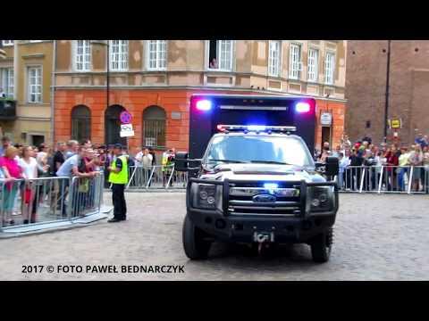 Prezydent Trump W Warszawie | President Trump In Warsaw