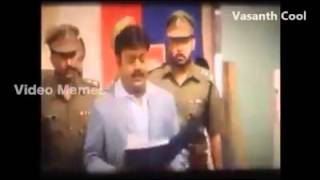 Maari remix with vijaykanth comedy