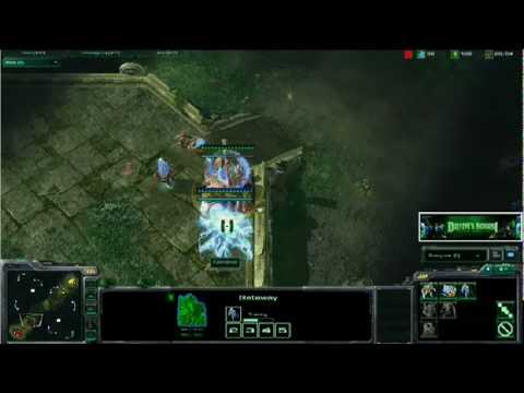 Starcraft 2 ZOTAC Semifinal P1/2 Day[9] Casting