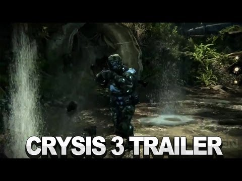 Crysis 3 - Hunter Edition Preorder Trailer