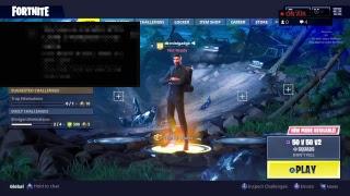 Solid Gold Back? | Fortnite Battle Royale Stream