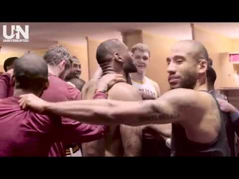 TROPHIES | LeBron James & Cavs Celebrate Tyronn Lue's Record-Breaking Win