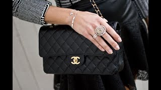 How to spot a fake Chanel bag - Part 2