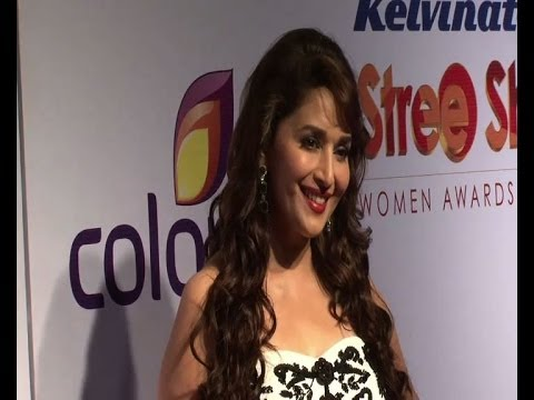 Madhuri, Alia At Stree Shakti Women Awards - Ians India Videos video