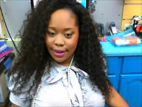 Exotica Extensions kinky curly