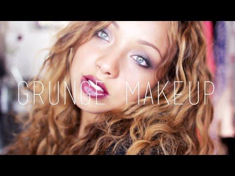 Grunge Makeup tutorial | Drugstore