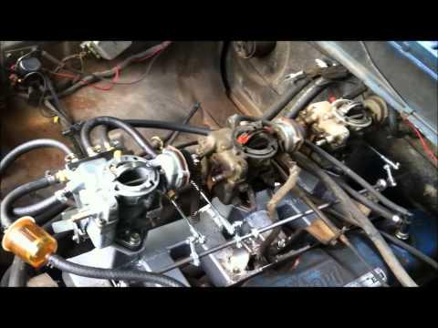 79' Ford 300 6 Cylinder Custom Manifold