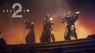 """Destiny 2 – Tráiler de presentación mundial """"Reunir a las tropas"""""""
