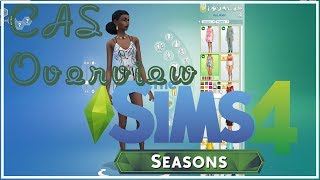 The Sims 4 Seasons | CAS Overview
