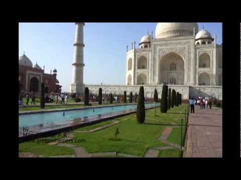 My trip to Taj Mahal, Uttar Pradesh on 19th March 2013