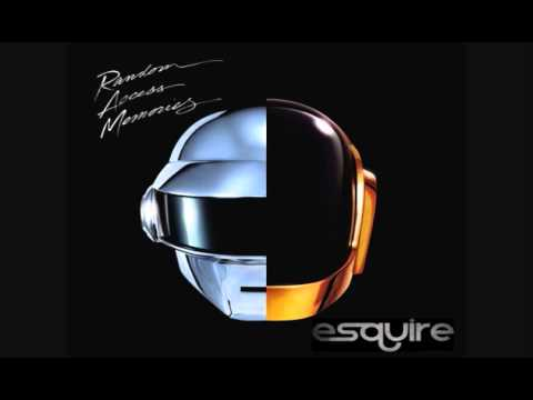 Daft Punk Feat. Pharrell & Nile Rodgers -- Get Lucky (eSQUIRE Intro Bootleg Remix)
