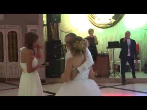 От такого поздравления плакала вся свадьба 888