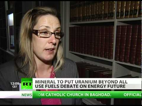 Thorium Revolt: Mineral to replace uranium as nuclear power source?
