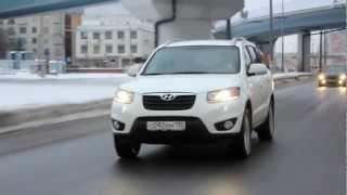 Тест-драйв Hyundai Santa Fe ZENkevich