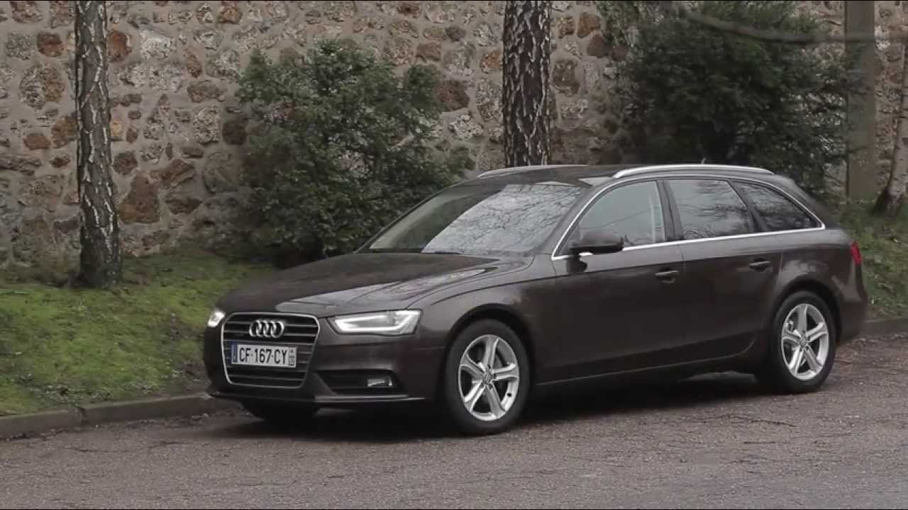 essai audi a4 avant 3 0 v6 tdi 245ch quattro s tronic ambition luxe youtube. Black Bedroom Furniture Sets. Home Design Ideas